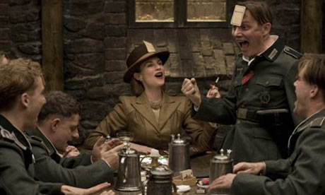 Inglourious Basterds ☕ d. Quentin Tarantino, 2009   Catecinem