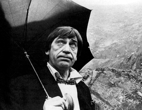 Patrick Troughton Doctor